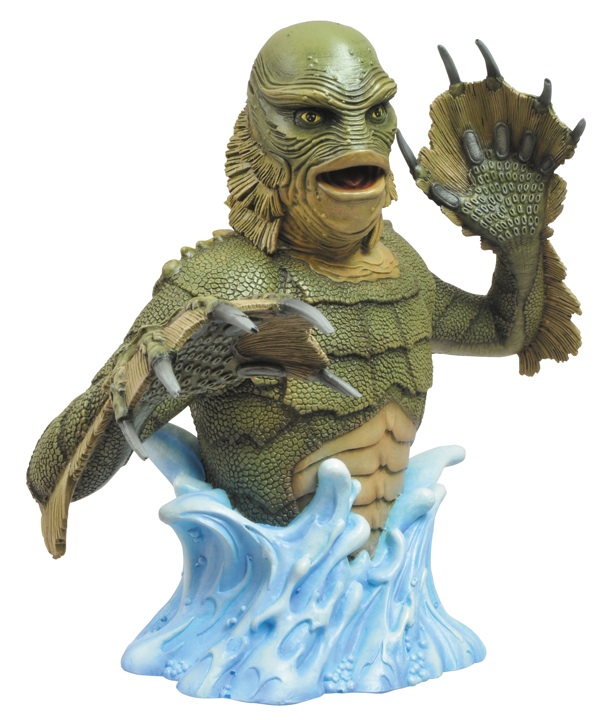 Creature-From-The-Black-Lagoon-Bust-Bank