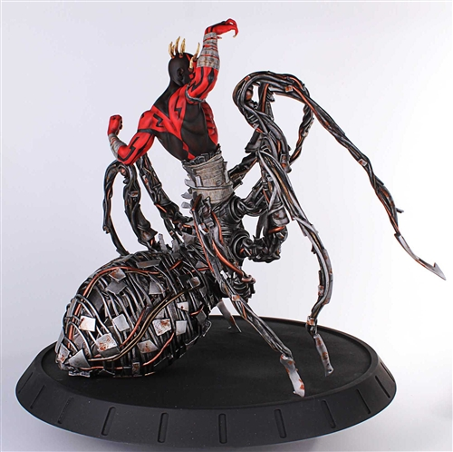 [Gentle Giant] Star Wars: Darth Maul Spider Statue Gentle-Giant-Darth-Maul-Spider-Statue-007_1352986233