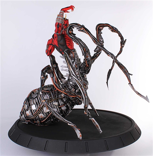 [Gentle Giant] Star Wars: Darth Maul Spider Statue Gentle-Giant-Darth-Maul-Spider-Statue-008_1352986233