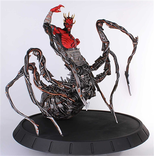 [Gentle Giant] Star Wars: Darth Maul Spider Statue Gentle-Giant-Darth-Maul-Spider-Statue-009_1352986233