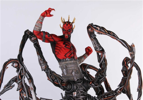 [Gentle Giant] Star Wars: Darth Maul Spider Statue Gentle-Giant-Darth-Maul-Spider-Statue-011_1352986263