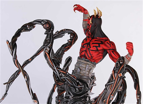 [Gentle Giant] Star Wars: Darth Maul Spider Statue Gentle-Giant-Darth-Maul-Spider-Statue-012_1352986263