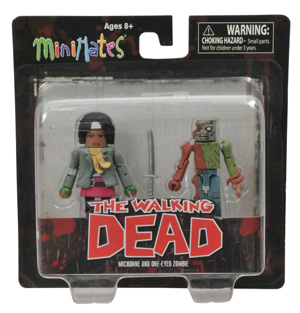 Michonne-and-One-Eyed-Zombie-Walking-Dead-Minimates