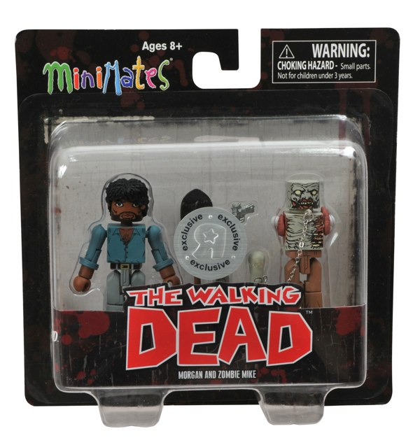 Morgan-and-Zombie-Mike-Walking-Dead-Minimates