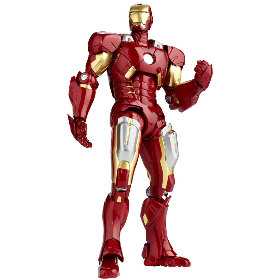 iron man all mark - photo #4