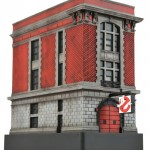 Ghostbusters-Light-Up-Firehouse-Mini-Statue