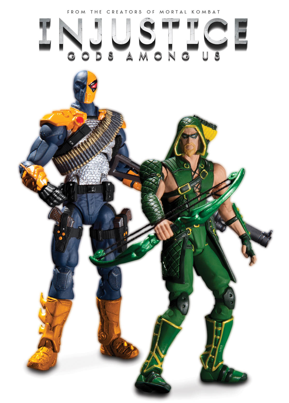 Injustice Gods Among Us Deathstroke