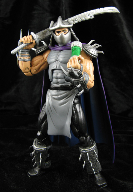 Marvel-Legends-Cartoon-Shredder-by-JinSaotome