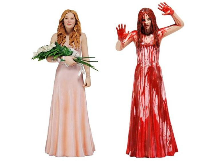 NECA Carrie White 7 Inch Figures Revealed - The Toyark - News