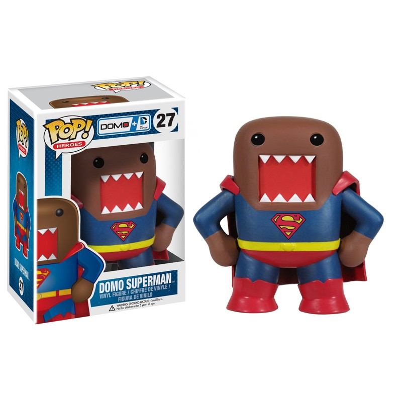 Pop-Vinyl-Domo-Superman