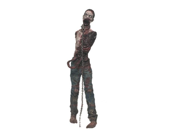 The-Walking-Dead-Comic-Series-02-Michonnes-Pet-Zombie