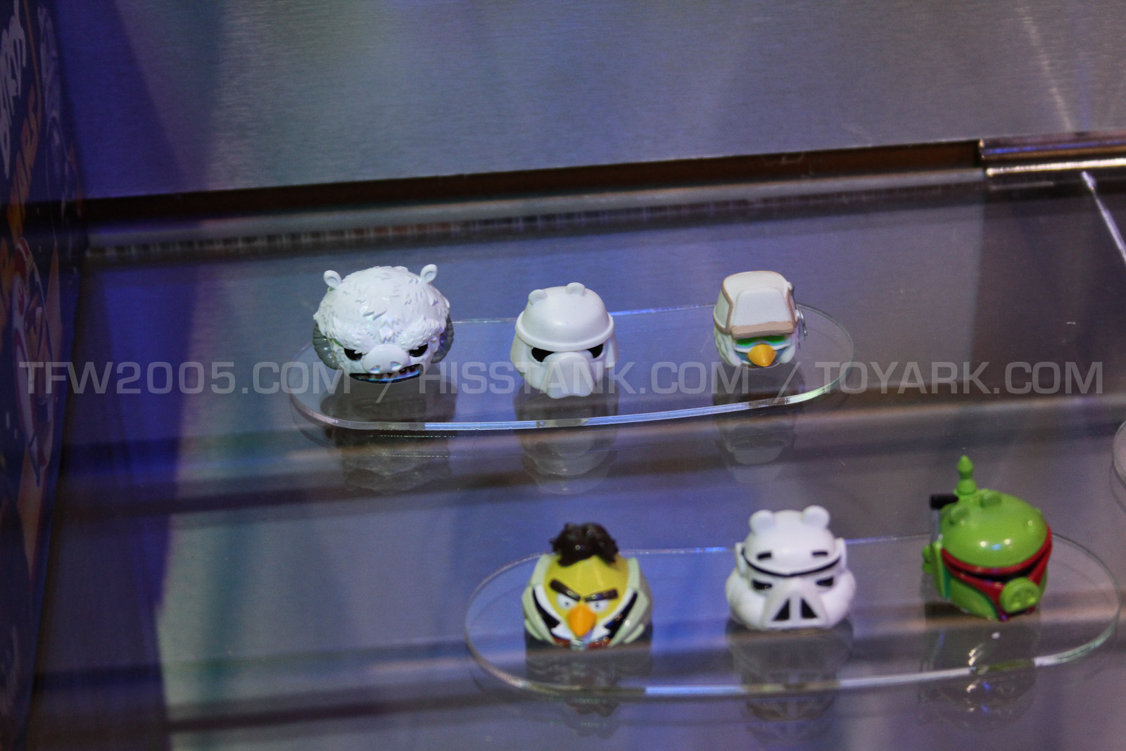 Angry birds star wars toys from toy fair 2013