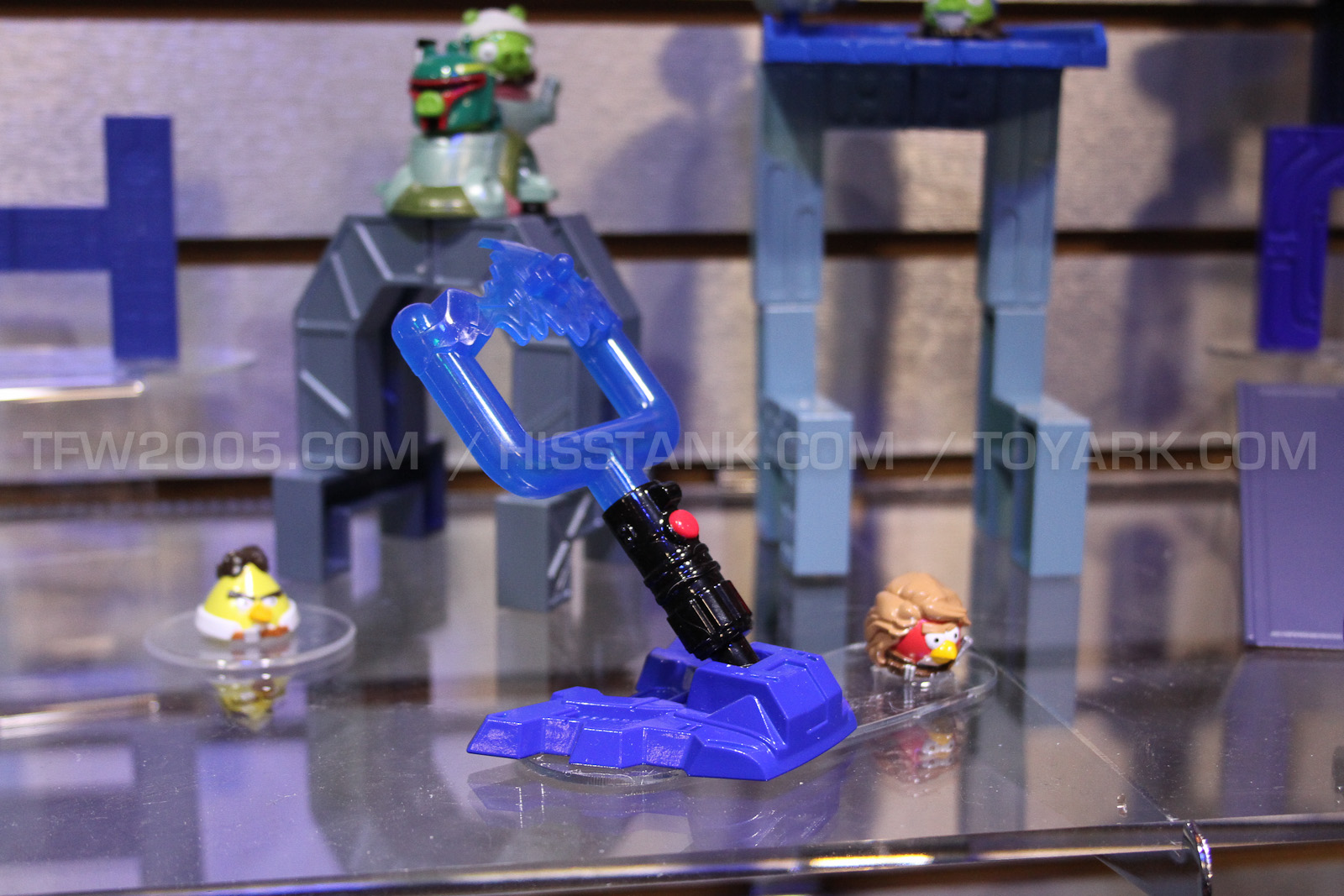 Star Wars Toys 2013 : Angry birds star wars toys from toy fair the toyark