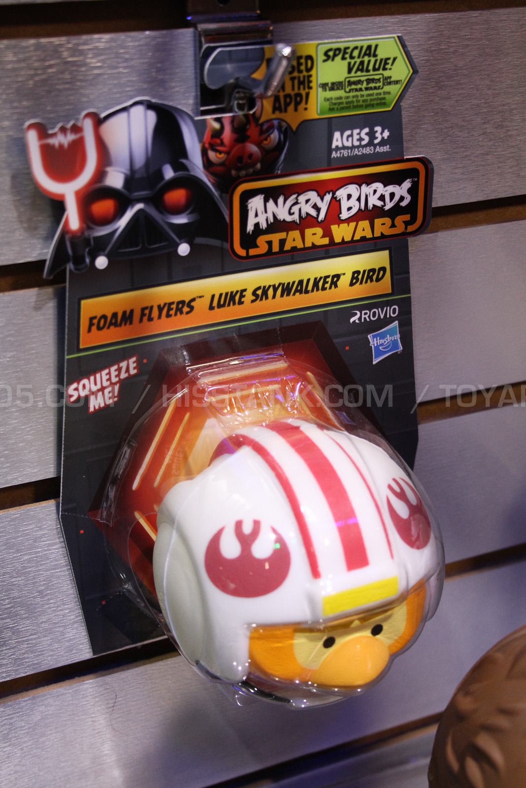 Angry Birds Star Wars Toys : Angry birds star wars toys from toy fair the toyark