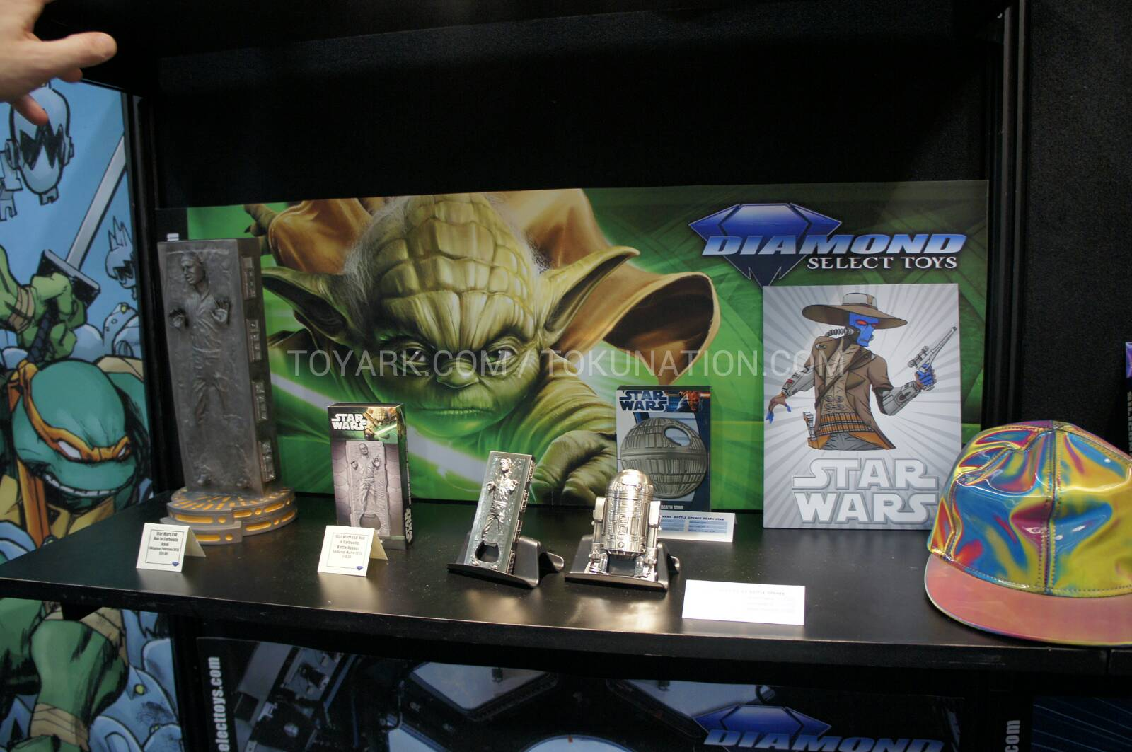 Star Wars Toys 2013 : Toy fair diamond select toys star wars items the