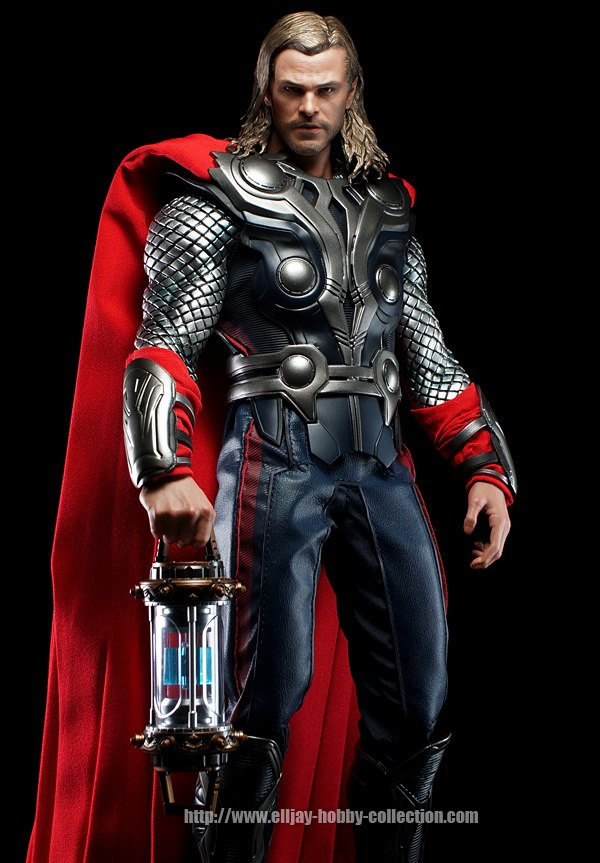 Hot Toys Avengers Movie Thor Final Product Photos - The ...
