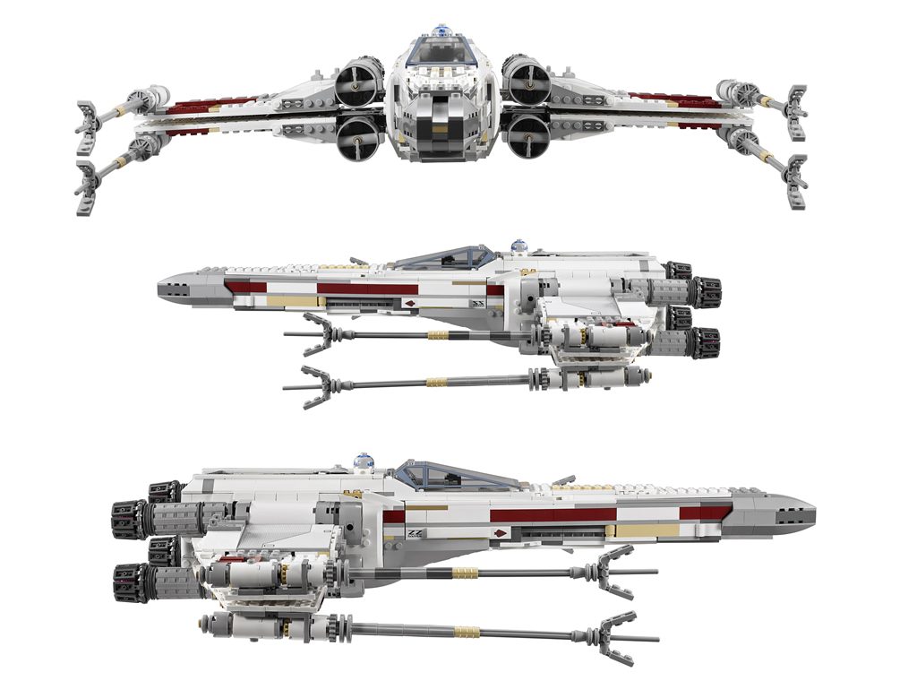Lego Ultimate Collector?s Series Red 5 X-Wing 10240