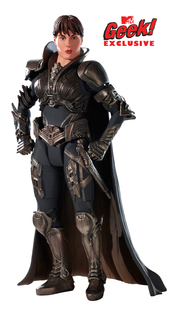 First Image Of Man of Steel Faora Action Figure