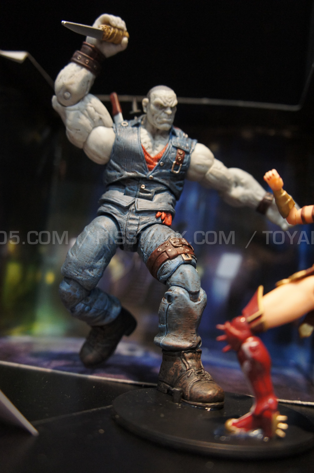 Toys For Injustice : Toy fair dc collectibles injustice gods among us