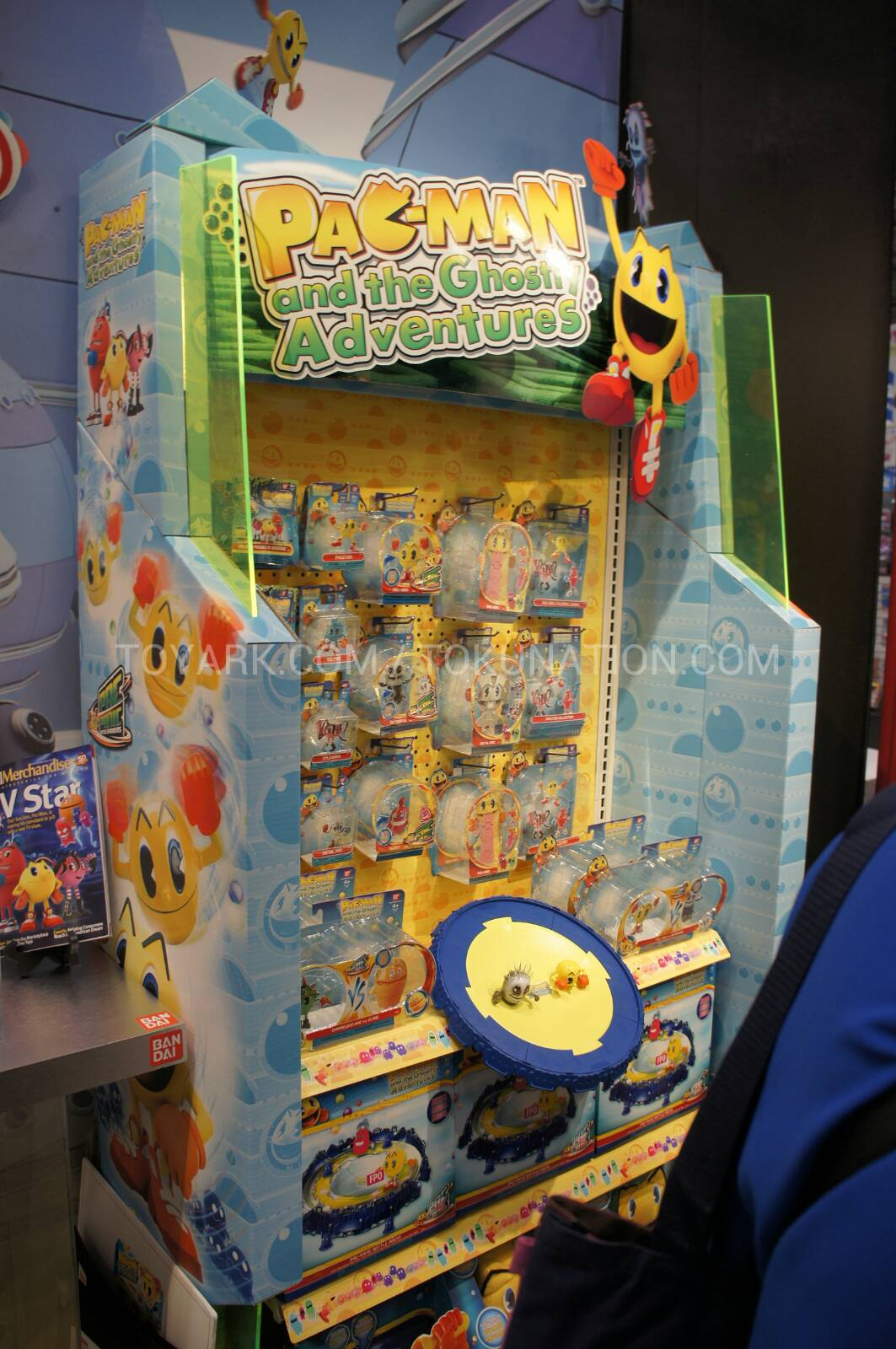 Toys And Adventures : Toy fair pac man and the ghostly adventures images