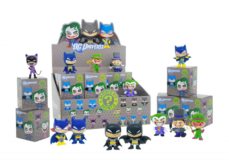 DC Mystery Minis Assortment