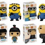Despicable Me 2 Pop Vinyl