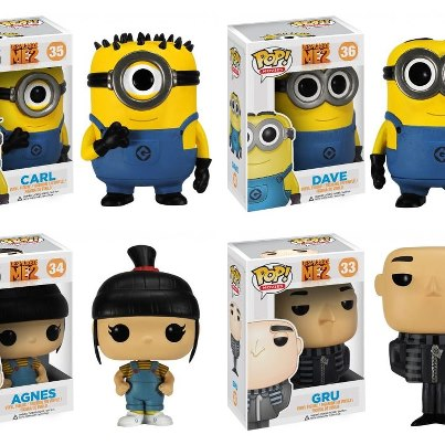 The gallery for --> Despicable Me 2 Character Antonio