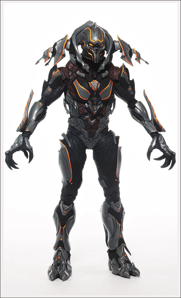 Halo 4 Deluxe Didact Figure Coming This Fall The Toyark