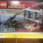 Marvel Lego Iron Man 3