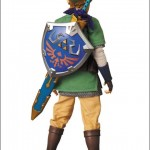 Medicom RAH Skyward Sword Link 002