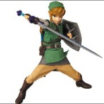 Medicom RAH Skyward Sword Link 007