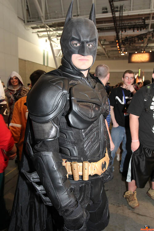 Pax East 2013 Cosplay Batman