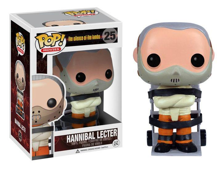 Pop Vinyl Hannibal Lecter