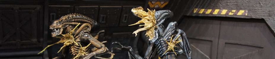 Toy Fair 2013 NECA Aliens 11