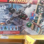 Ultimate Spider Man Lego Set