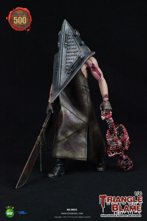 Unofficial Sixth Scale Silent Hill Pyramid Head
