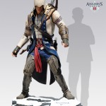 Assasins Creed 3 Connor Life Size Statue 001
