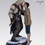 Assasins Creed 3 Connor Life Size Statue 002