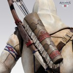 Assasins Creed 3 Connor Life Size Statue 011