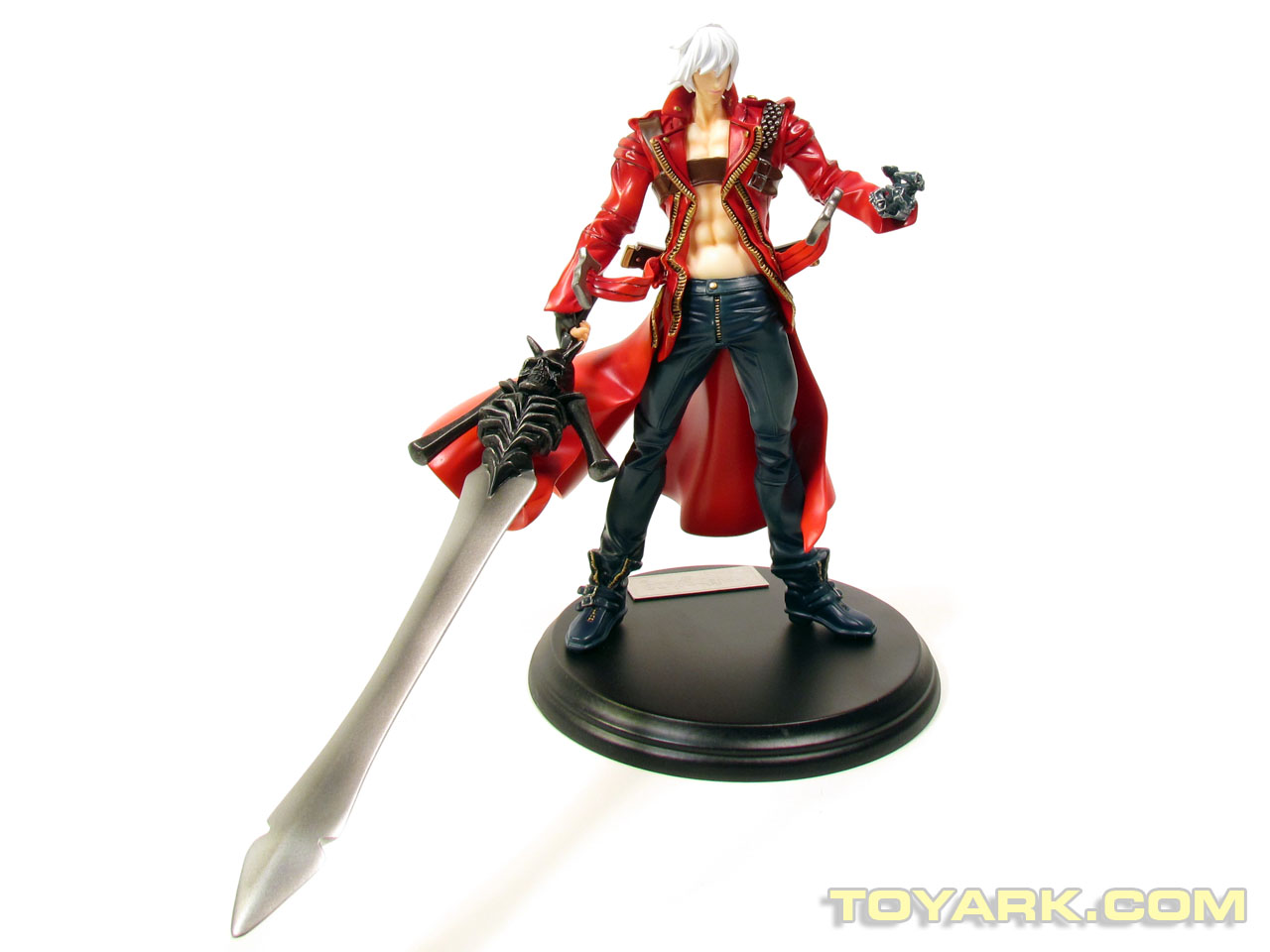 E2046's Devil May Cry Dante Gathering Model Kit Review - The