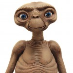 ET The Extraterrestrial Lifesize Replica 1