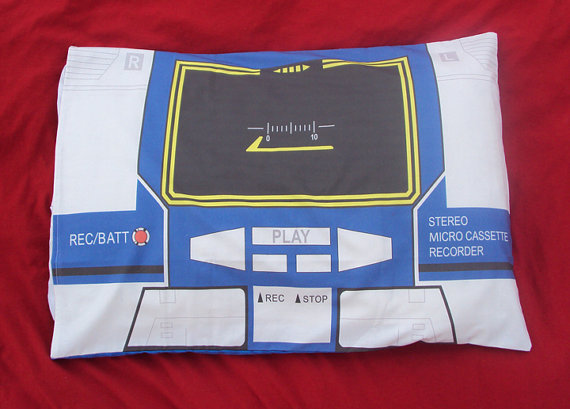 G1 Soundwave Pillow Case