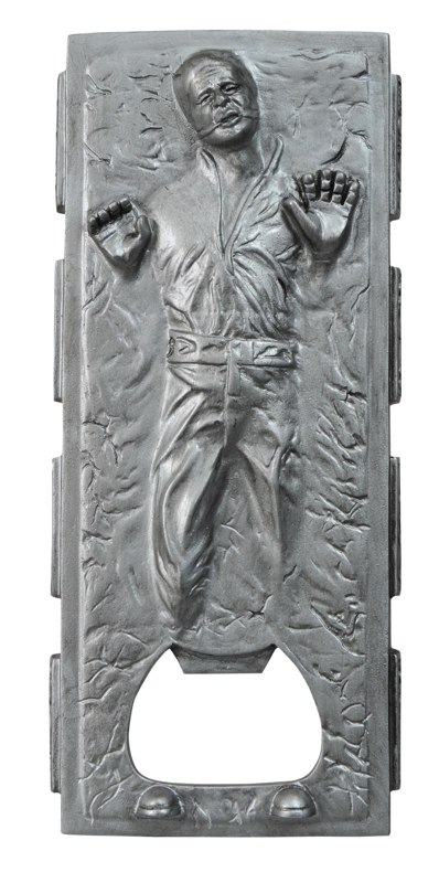 Han Solo Bottle Opener