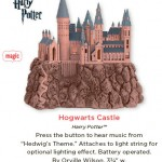 Harry Potter Hogwarts Ornament