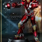 Hot Toys PPS Iron Man 3 Red Snapper Armor 003