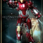 Hot Toys PPS Iron Man 3 Red Snapper Armor 004
