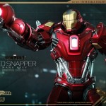 Hot Toys PPS Iron Man 3 Red Snapper Armor 009