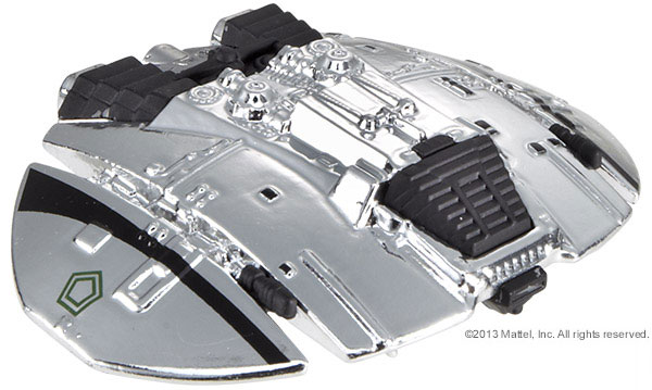 Hot Wheels Cylon Raider 05