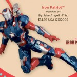 Iron Man 3 Iron Patriot Ornament