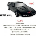 Knight Rider Ornament